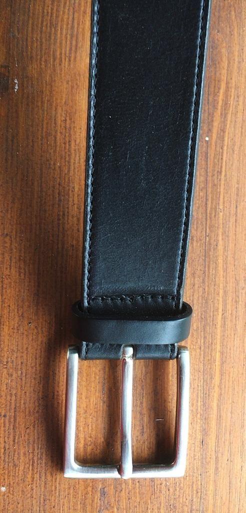 Cintura Pelle Nera C01