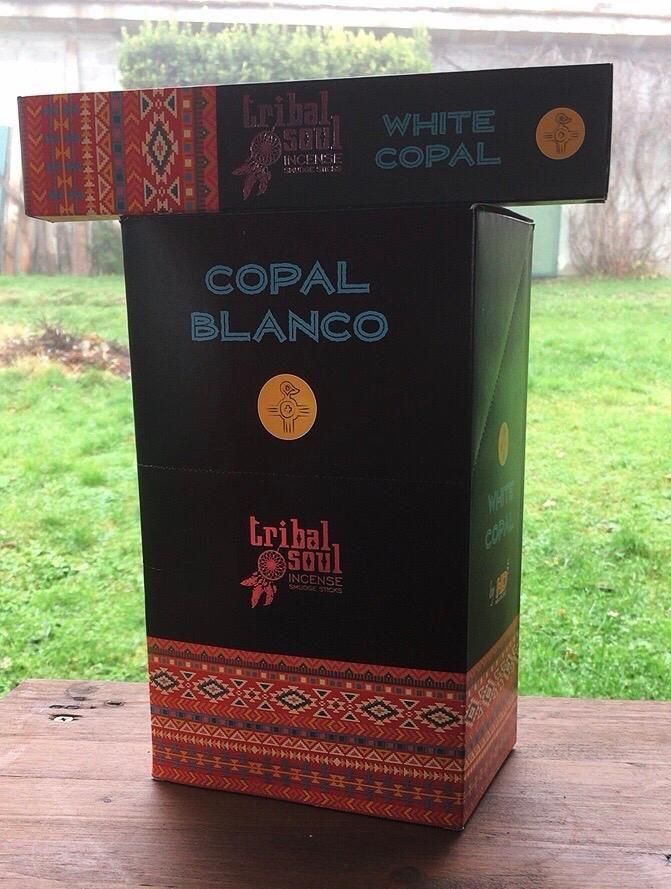 Incenso Bastoncini White Copal HDa01