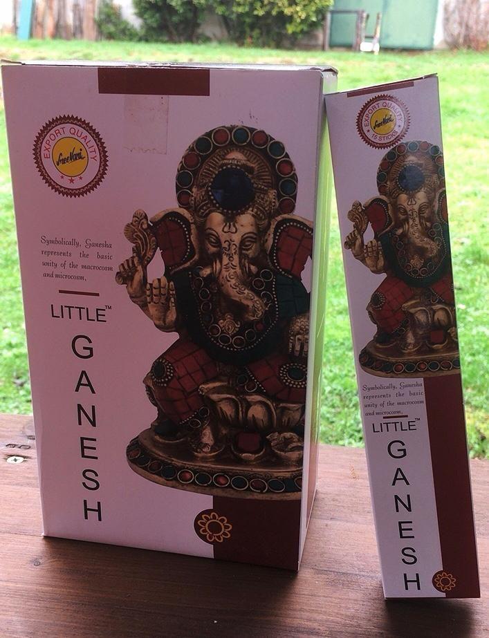 Incenso Bastoncini Little Ganesh SVa02