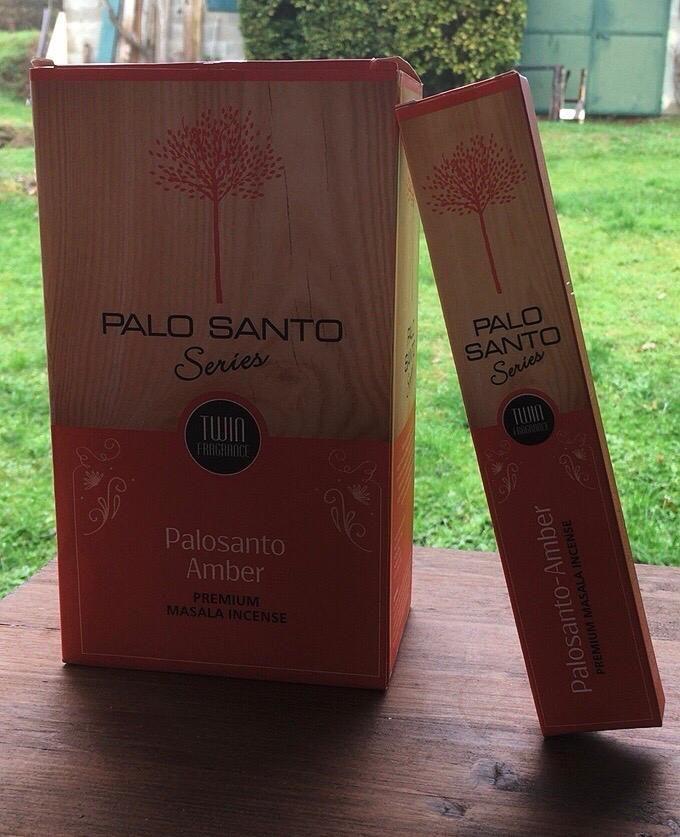 Incenso Palo Santo Ambra SDu01