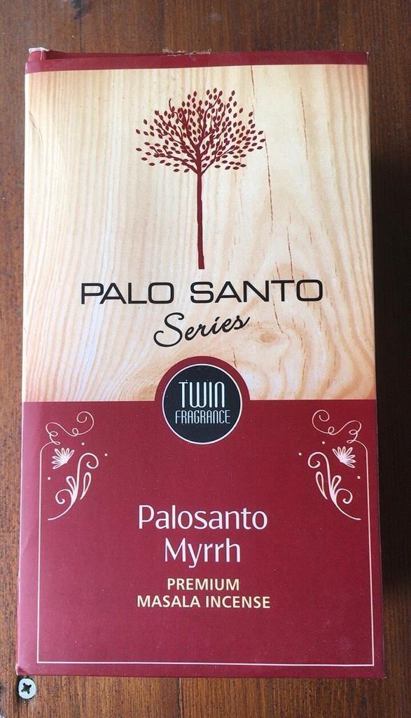 Incenso Palo Santo Mirra SDu03