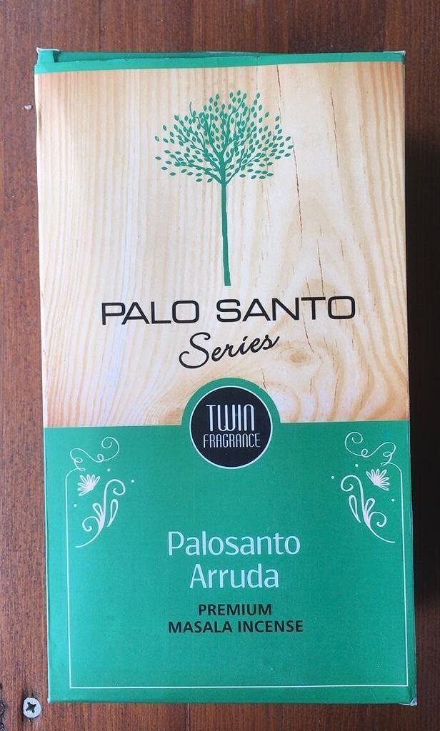 Incenso Palo Santo Ruda SDu04