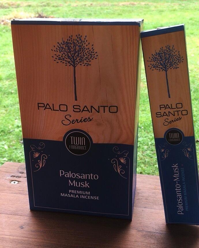 Incenso Palo Santo Muschio SDu05