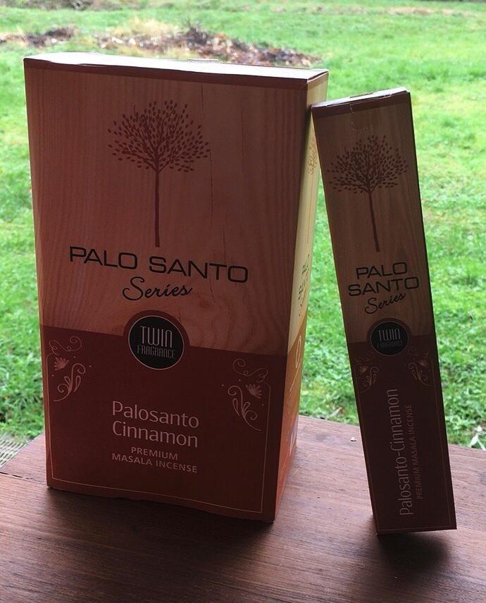Incenso Palo Santo Cannella SDu06