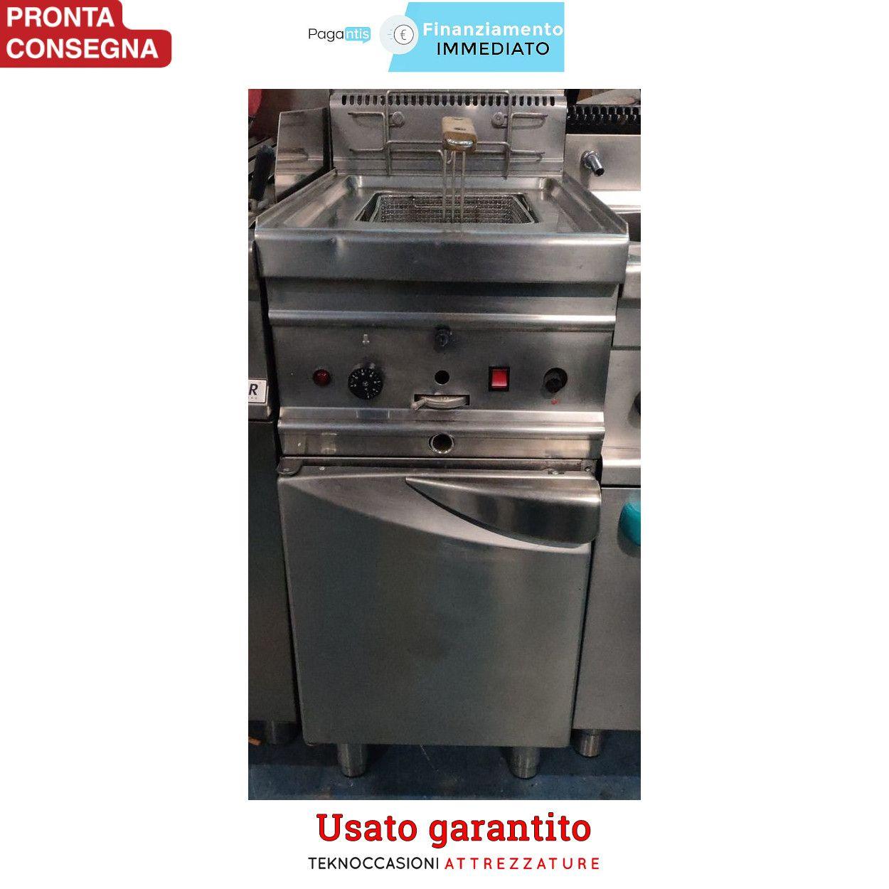 Friggitrice Bertos litri 13 usato garantito