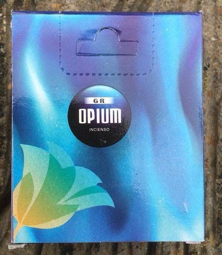 Incenso Coni Opium GR40