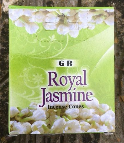 Incenso Coni Royal Jasmine GR45