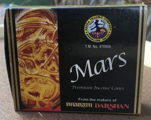 Incenso Coni Mars ATr05