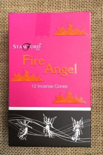 Incenso Coni Fire Angel Sta19