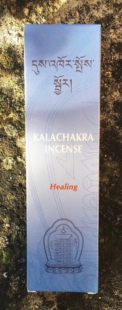 Incenso Kalachakra Healing Gan08