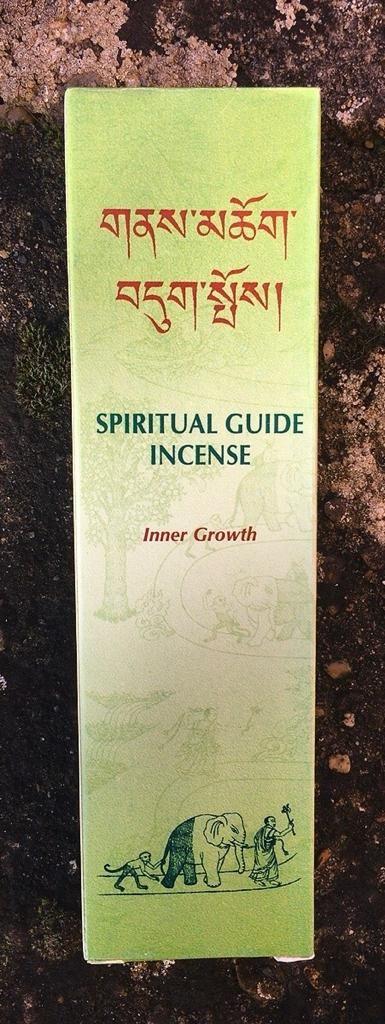 Incenso Spiritual Guide Nepal Gan09