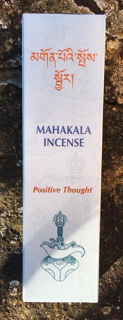 Incenso Mahakala Nepal Gan12