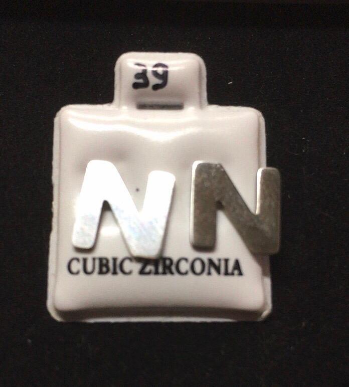 Orecchini Lettere NCZ039