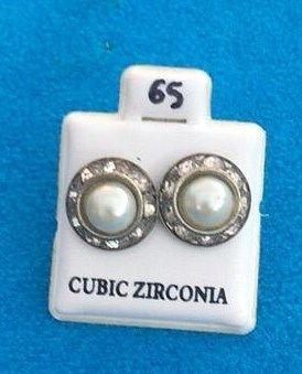 Orecchini Perle Celesti CZ065