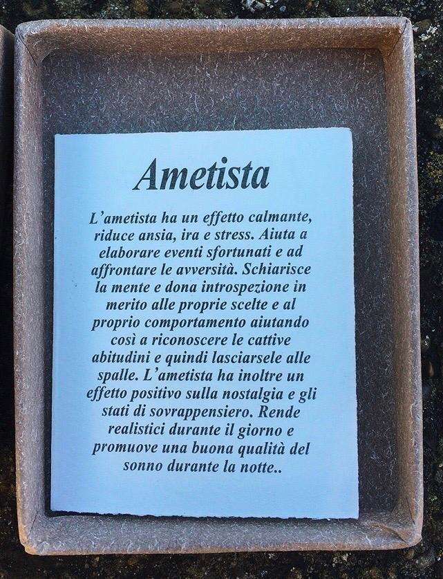 Braccialetto Ametista BAme10