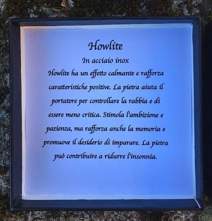 Braccialetto Howlite BHow01