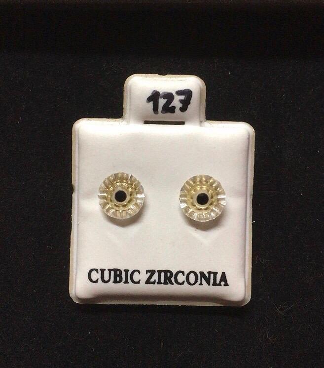 Orecchini Occhi CZ127