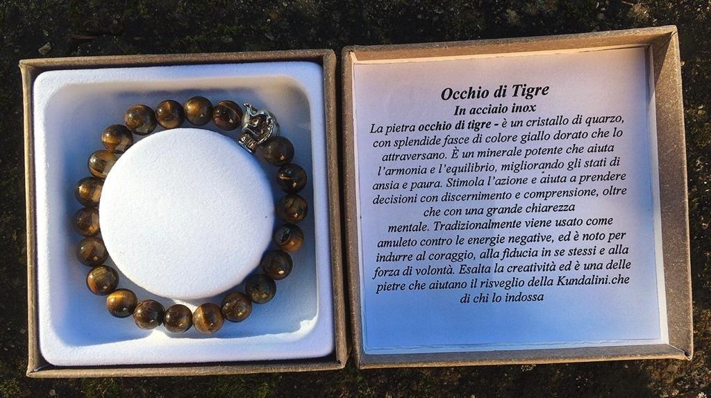 Braccialetto Occhio di Tigre BOTi02