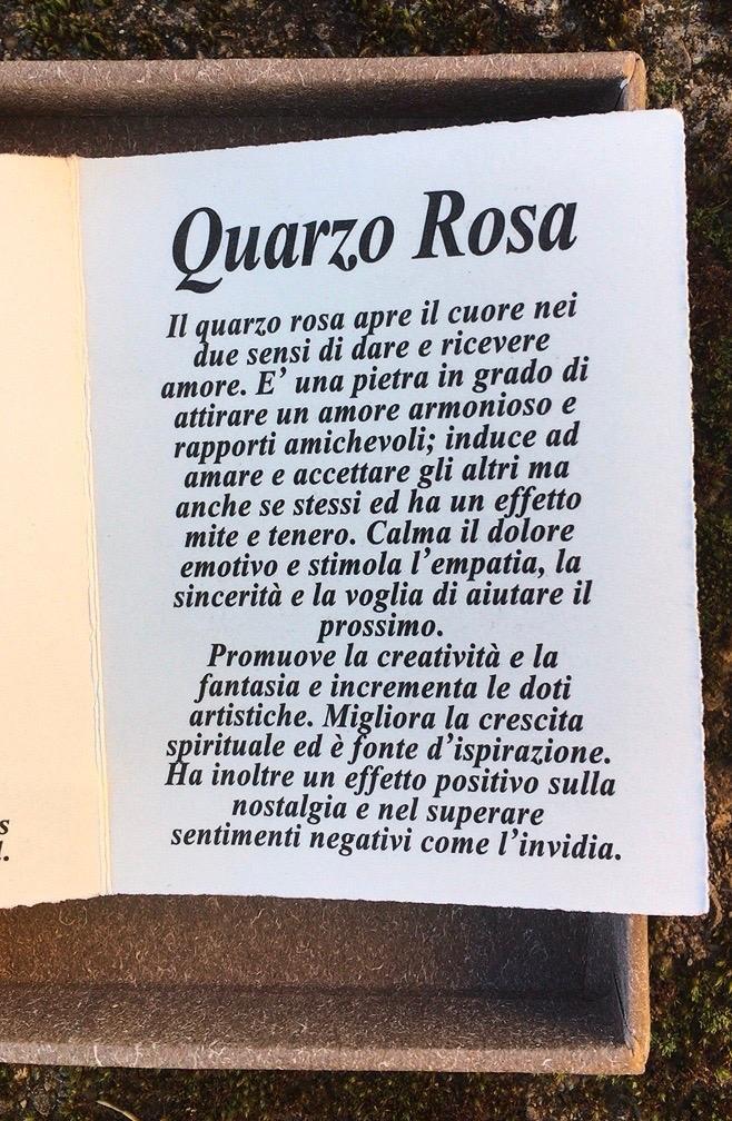 Collana Albero Vita Quarzo Rosa CQRo01