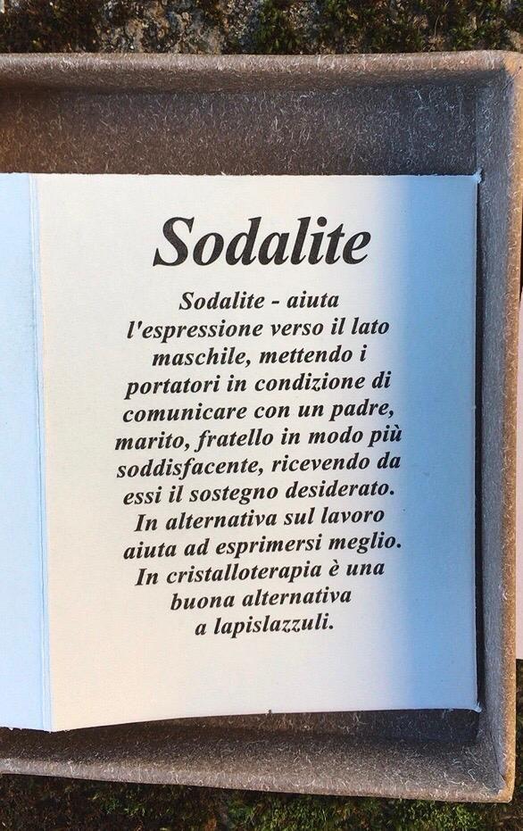 Collana Albero Vita Sodalite CSod01
