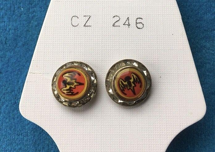 Orecchini Pipistrelli CZ246