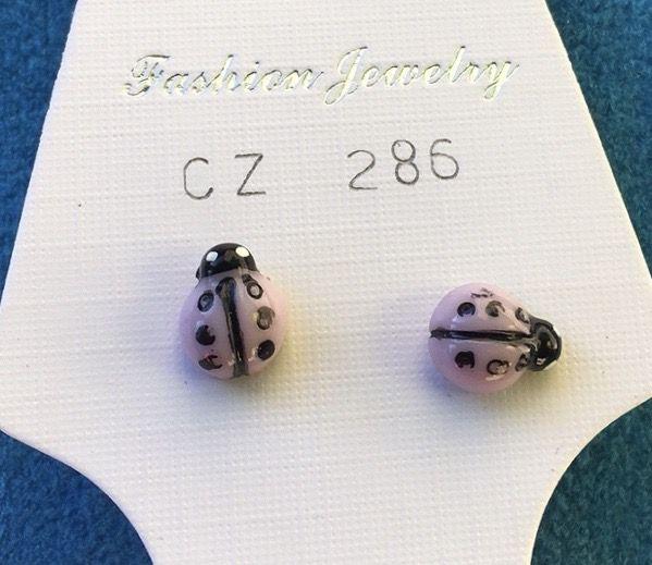 Orecchini Coccinelle Lilla CZ286