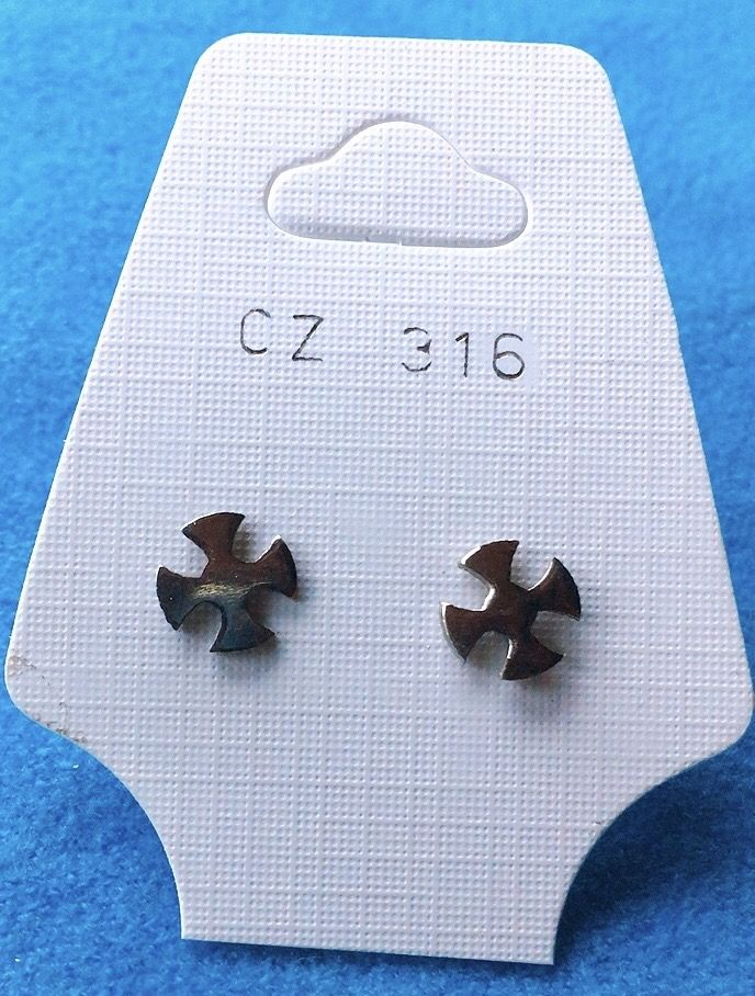 Orecchini Croci Celtiche CZ316