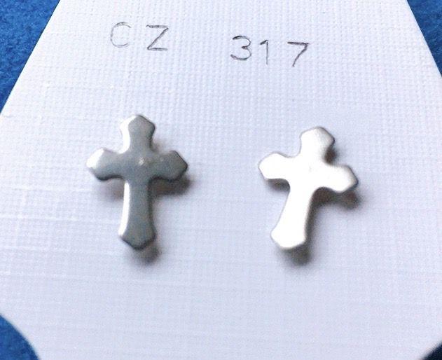 Orecchini Croci CZ317