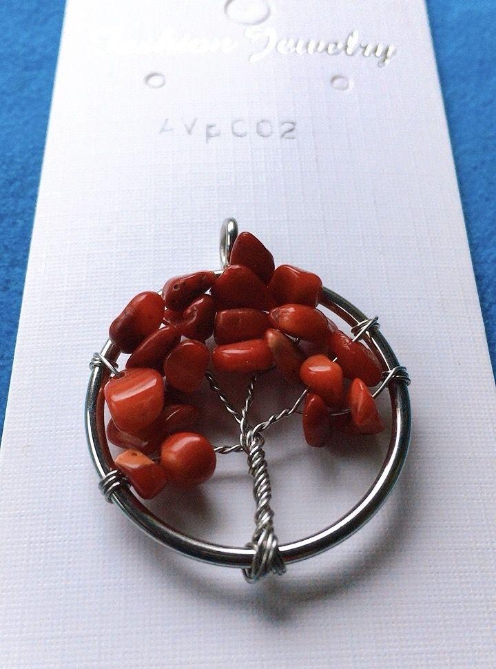 Albero Vita Corallo Bamboo AVpC02