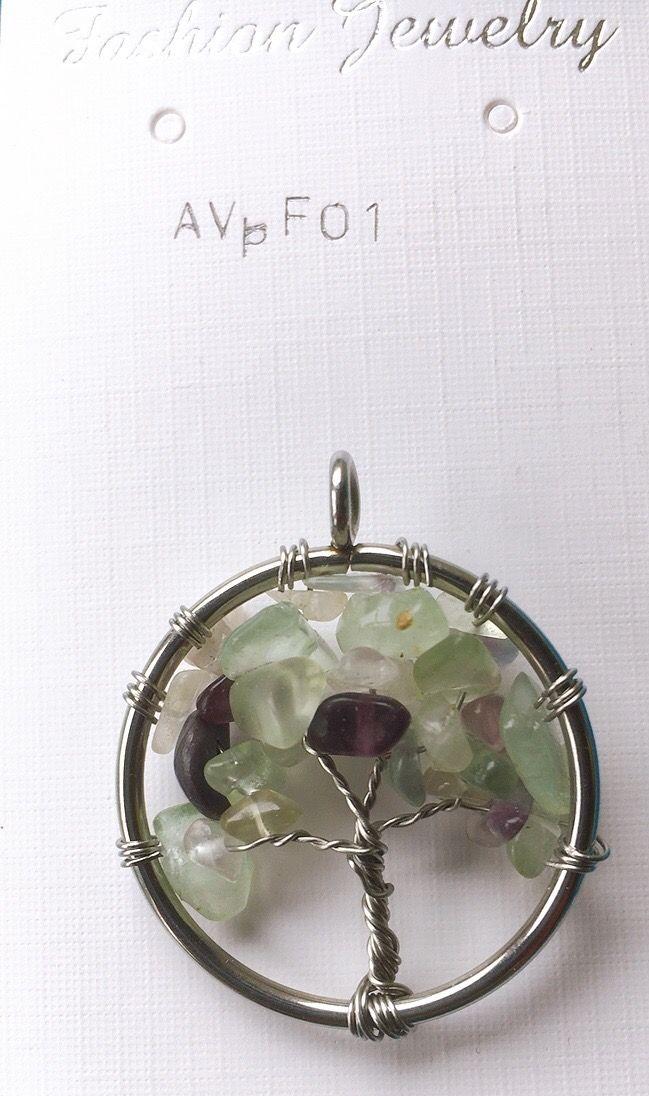 Albero Vita Fluorite AVpF01