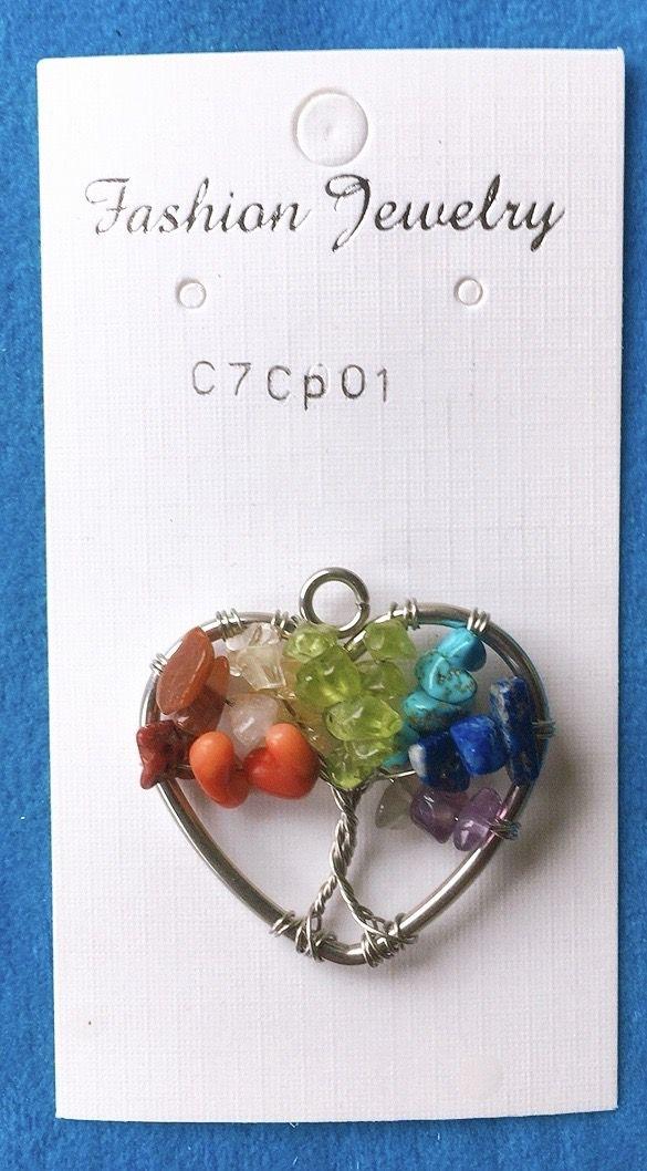 Cuore 7 Chakra C7Cp01