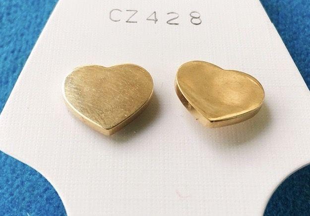 Orecchini Cuore CZ428