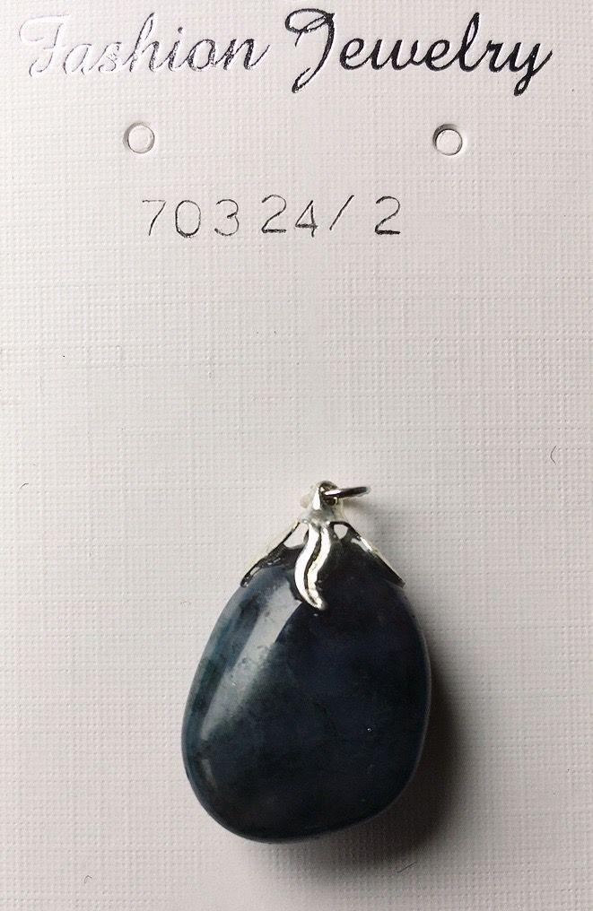 Ciondolo Agata Muschiata 79324/2