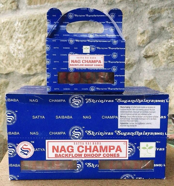 Incenso Coni Satya Nag Champa
