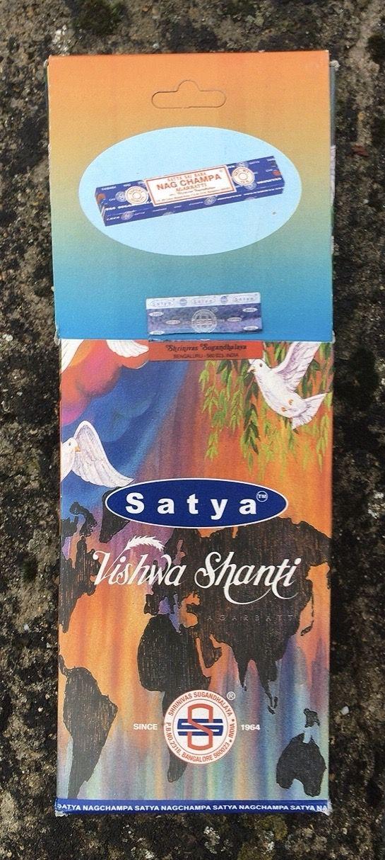 Incenso Satya Vishwa Shanti Sat120