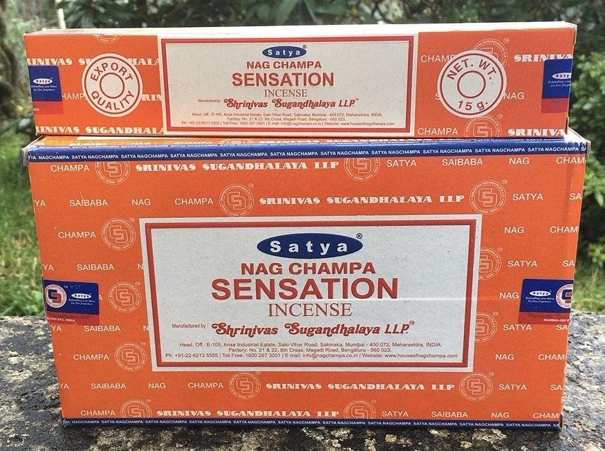 Incenso Satya Sensation Sat132