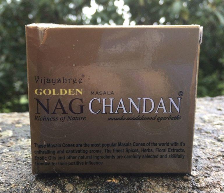 Incenso Coni Nag Chandan Vij13