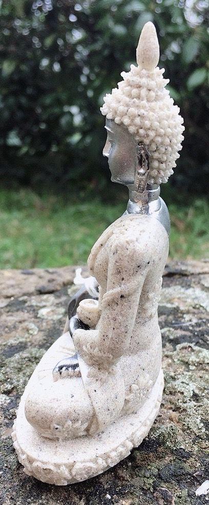 Statua Buddha Sabbia 14978/1