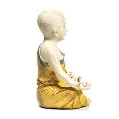 Statua Monaco Yoga Om 18157