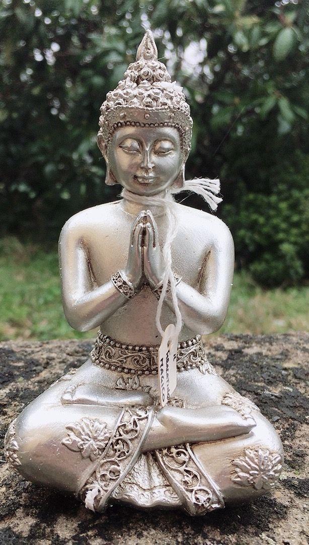 Statua Buddha in Preghiera Thai 18112