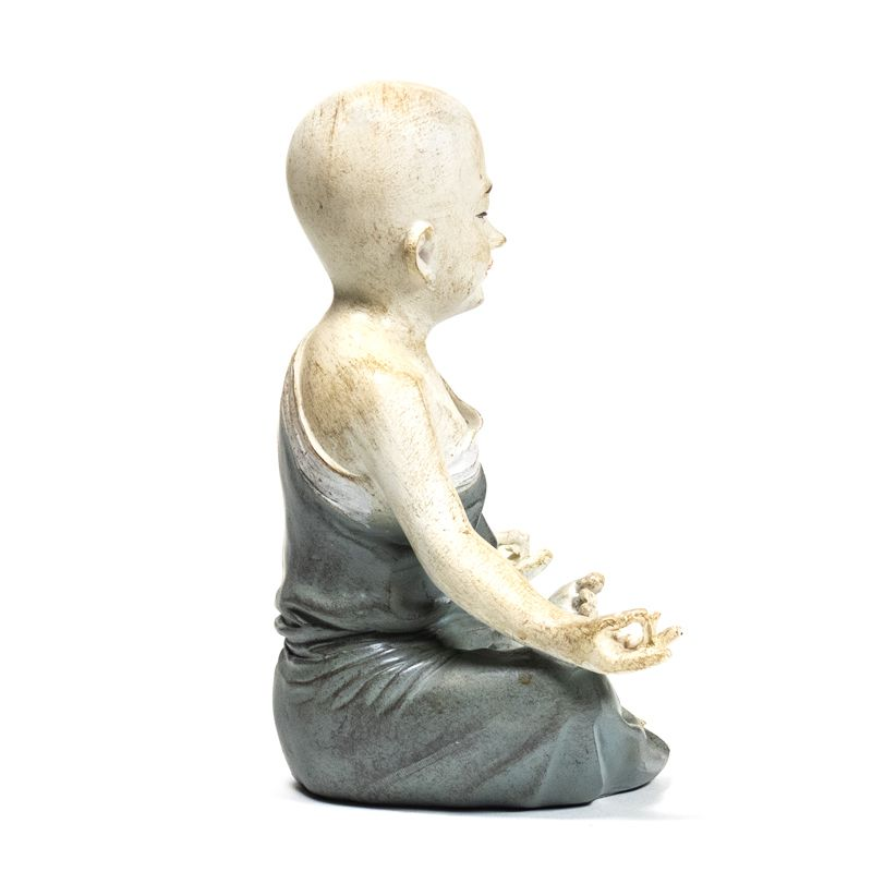 Statua Monaco Yoga Om 18158