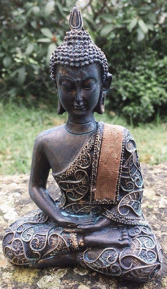 Statua Buddha Meditazione 18103