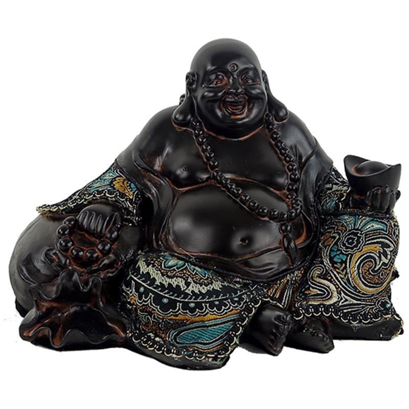Statua Buddha felicità 18113