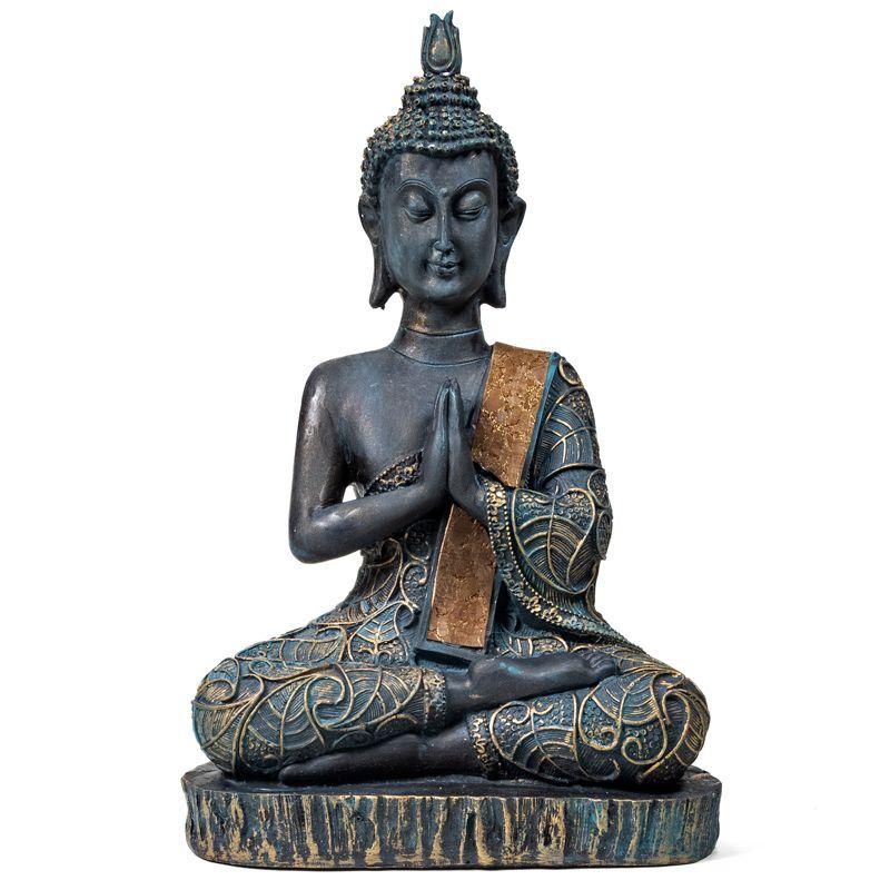 Statua Buddha Namast� Thailandia 18102