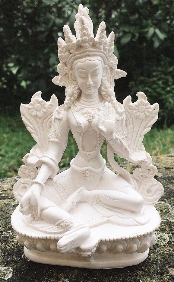 Statua Tara Verde 17294