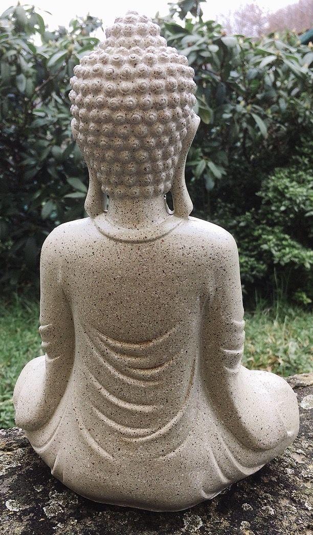 Statua Buddha Portalumino 0123