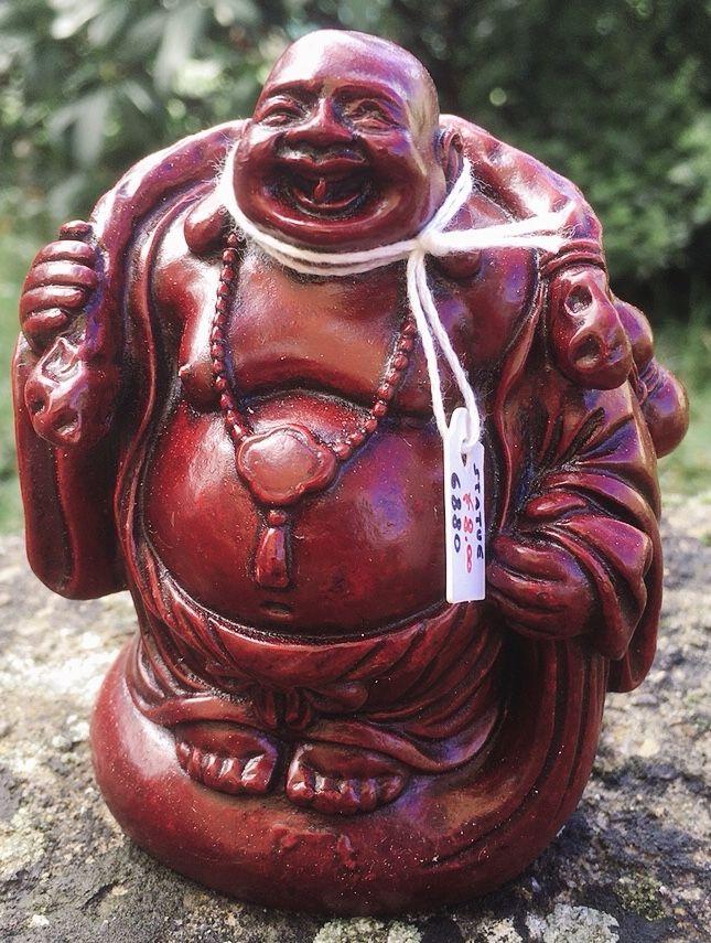 Statua Buddha Felicità 6880