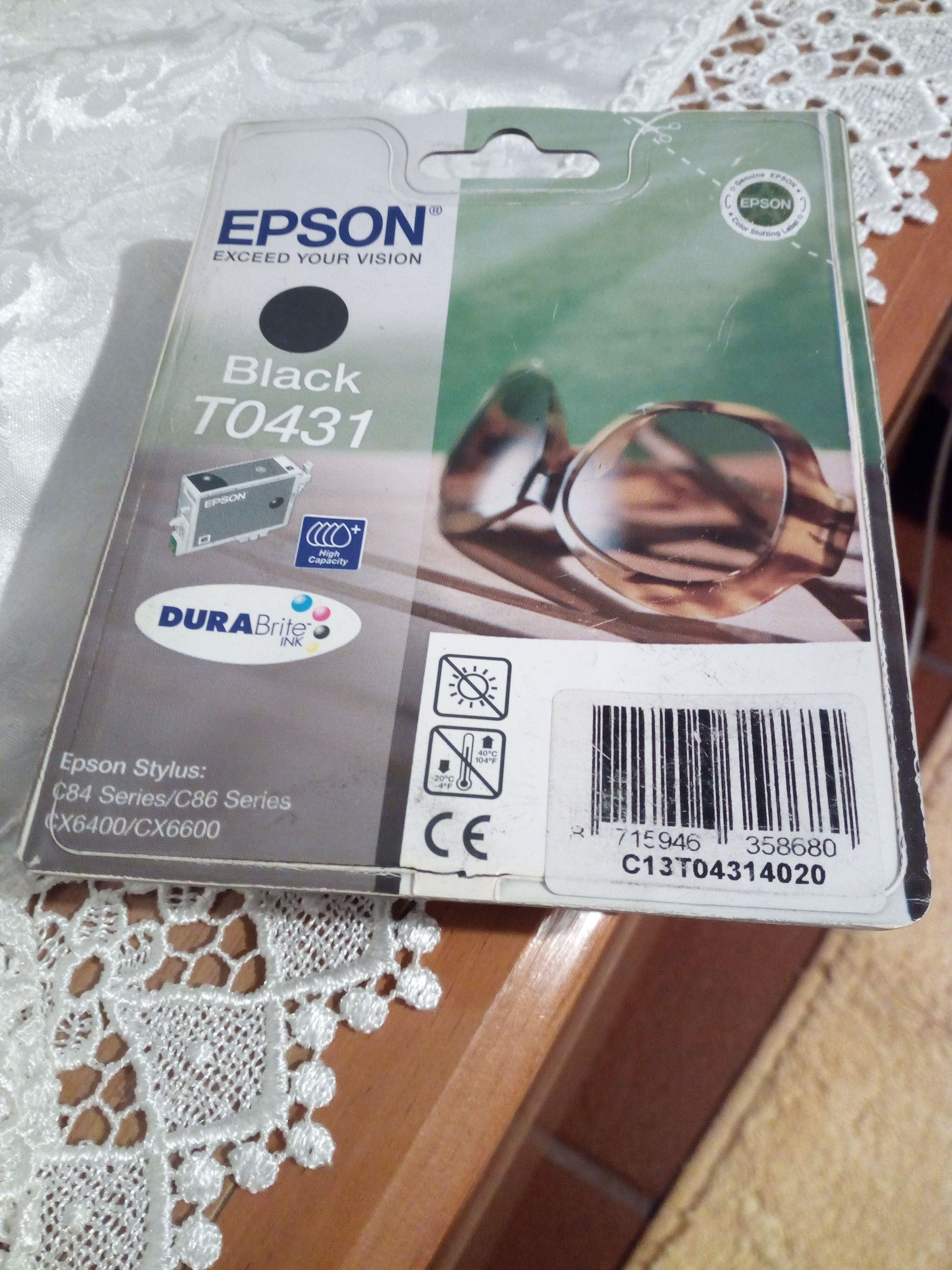Cartucce stampante Epson stylus color C86