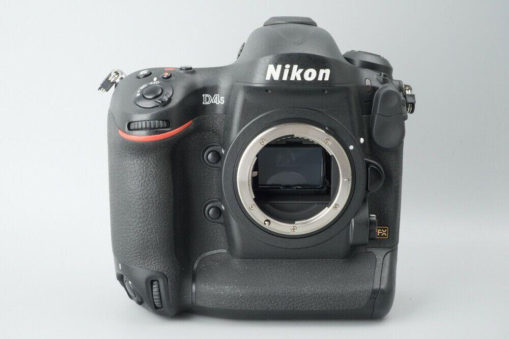 Nikon D4s 16.2MP DSLR Camera