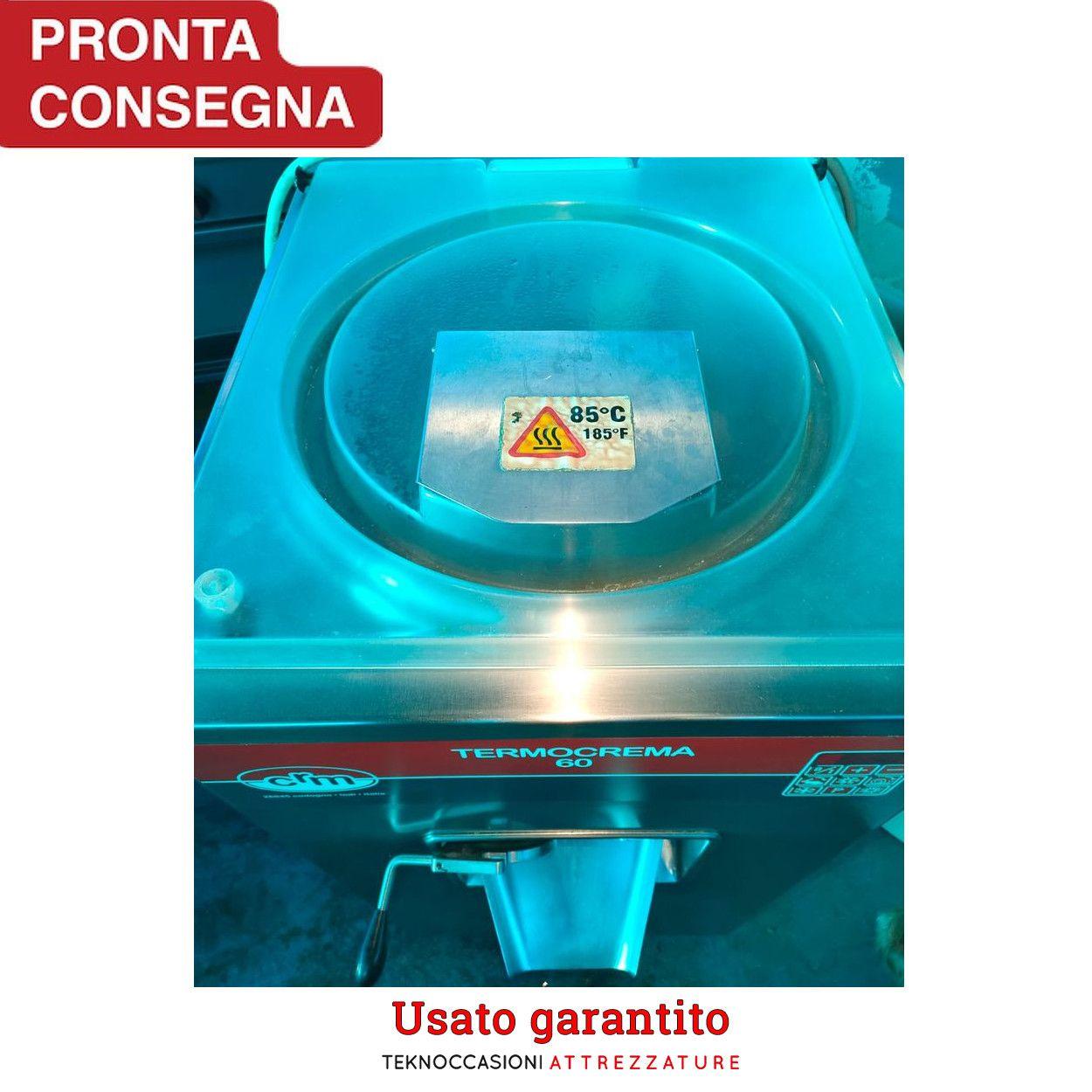 Cuoci crema Telme TC60 raffreddamento ad acqua